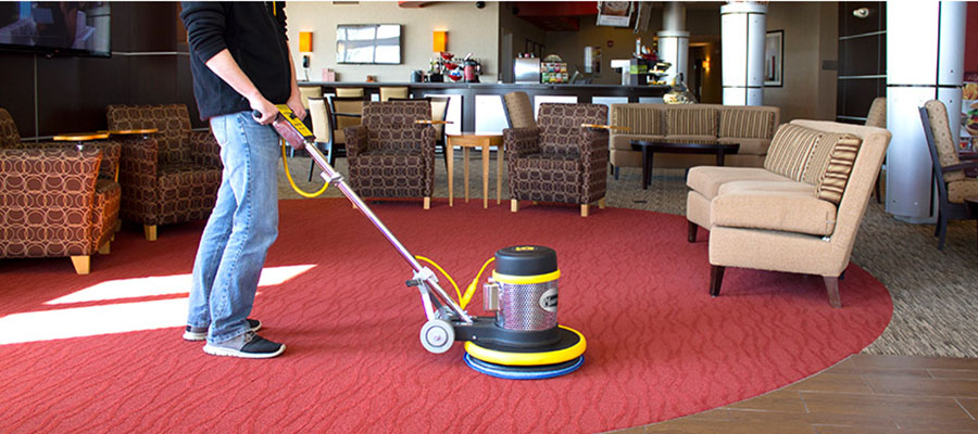 Carpet Cleaning using Encapsulation Saves Time and Money