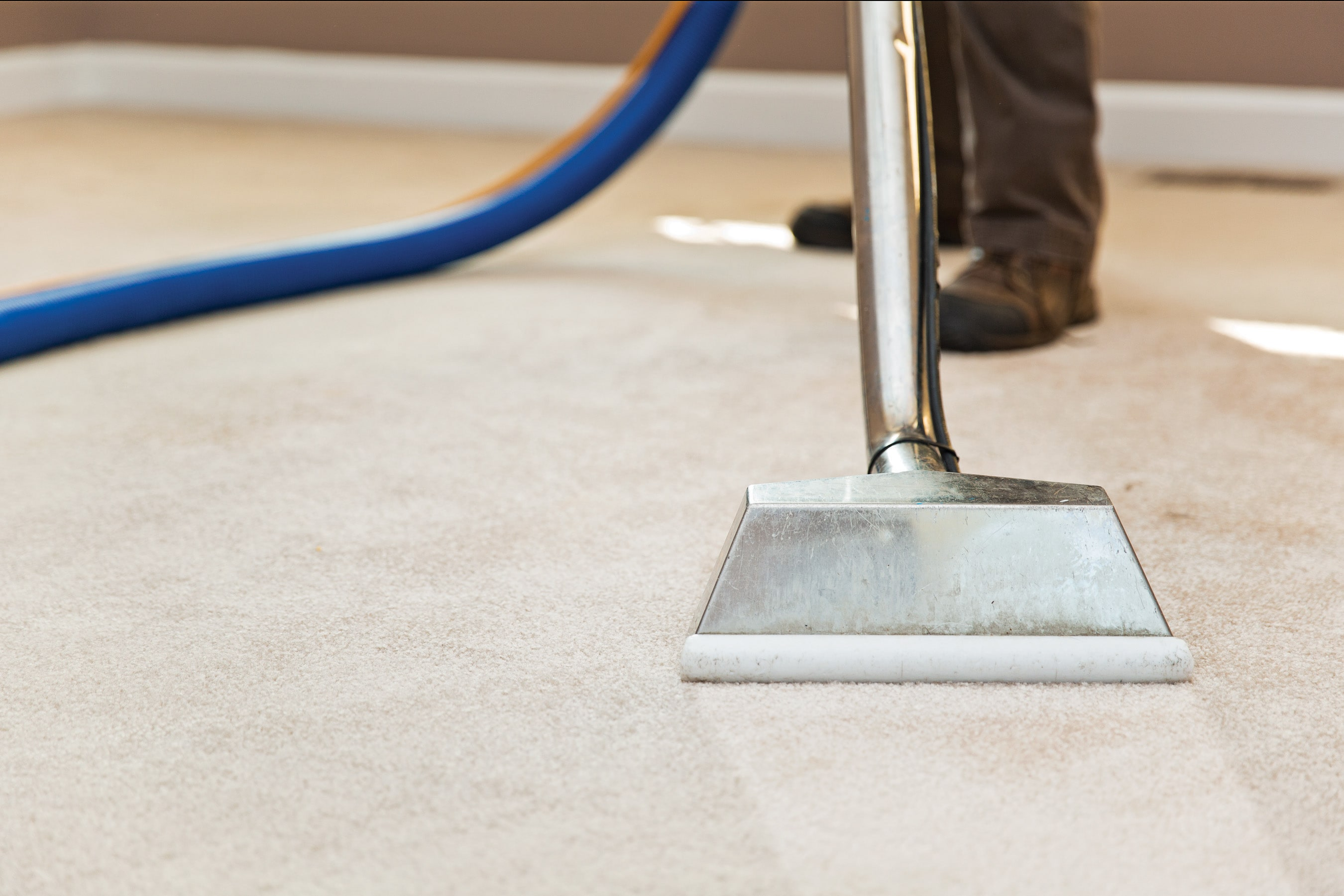Hot Water Extraction vs Bonnet Carpet Cleaning